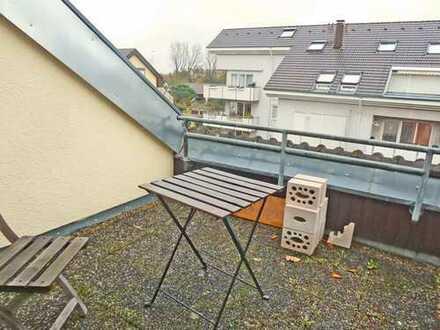 3019 - 2-Zimmerwohnung mit 2 Dachterrassen Nähe Waldstadt-Zentrum!