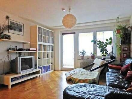 Gemütliche und gepflegte Wohnung mit Aufzug in ruhiger Wohnlage in L.E.-Musberg!