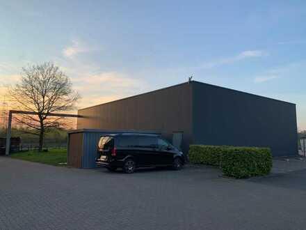 moderne Lagerhalle/Werkstatt