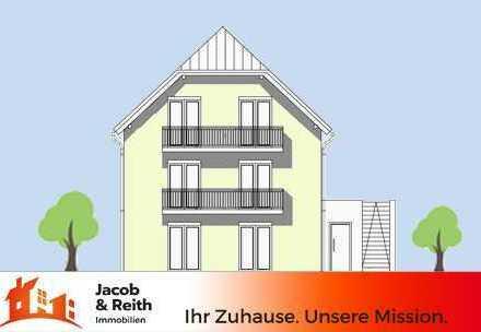 Neubauwohnung in Albersweiler mit eigenem Garten!