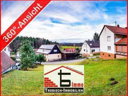 Kleines günstiges Grundstück zu verkaufen|Gebüg (Pfalz)|Trobisch-Immobilien