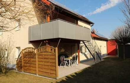 Wohnen und Gewerbe/Werkstatt unter einem Dach - Ihrem Lebensrhythmus angepasst
