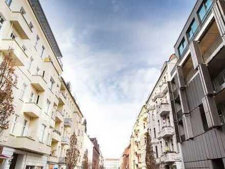 Grundrissstarke freie 1-Zimmer-Wohnung im Bötzowviertel zu verkaufen! - www.pasteur18.de