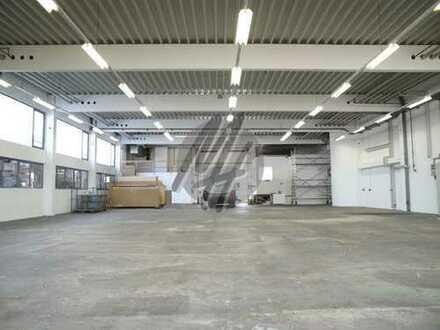 VIELSEITIG NUTZBAR ✓ Lager-/Werkstattflächen (800 m²) & Büro-/Wohnflächen (630 m²) zu verkaufen