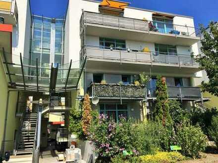 Architektonische Augenweide: Vermietete 2-Zimmer-Wohnung als Kapitalanlage!