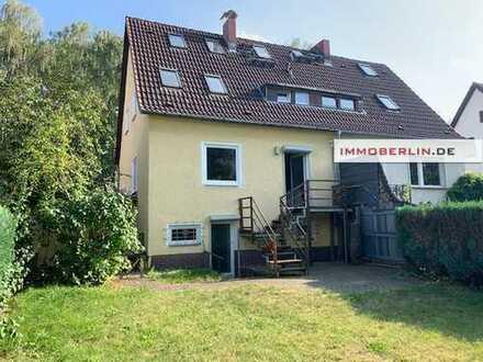 IMMOBERLIN: Sehr attraktive Doppelhaushälfte in bestem Zustand