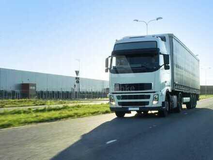 Logistik - Lager - Produktion - 1 A Verkehrsanbindung - Individuell - NEUBAUPROJEKT - (Beispielfoto)