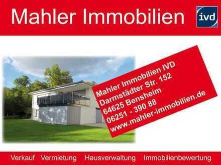 4 ZKB in Bensheim-Schönberg mit Terrasse und Garten