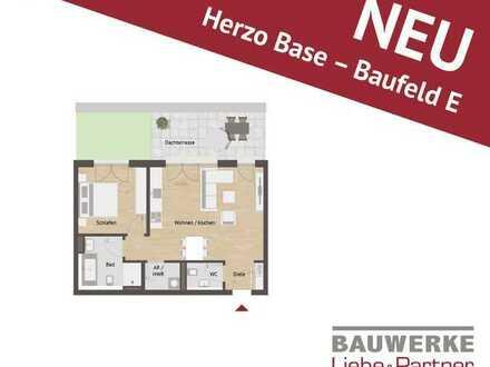 | PENTHOUSE | 2-Zimmer | BAUFELD E - VERKAUFSSTART | SALES LAUNCH | BAUWERKE @ HERZO BASE |