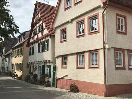 Vollständig renovierte 3-Raum-Maisonette-Wohnung mit Einbauküche in Besigheim