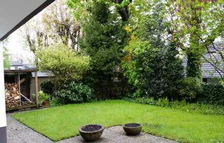 Schöne Single- Wohnung mit Terrasse/Garten