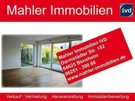 Einfamilienhaus Bensheim mit Garten und Stellplatz