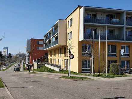 Eigentumswohnung 2-Zimmer mit Balkon, Wintergarten und TG-Stellplatz ''Wohnen Im Alter''