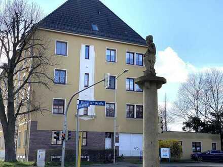 Vermietete GWE (Praxis) als Kapitalanlage, denkmalgeschütztes Gebäude, Erdgeschoss