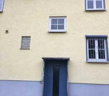 3-Zimmer-Erdgeschosswohnung mit Balkon und Terrasse in illertissen
