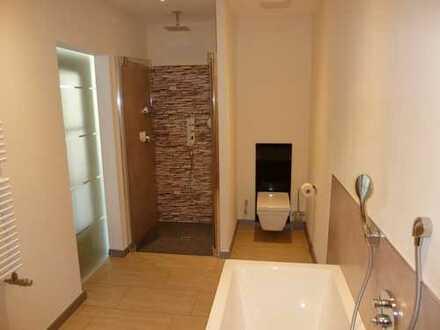 Günstige, neuwertige 3,5-Zimmer-Wohnung mit Balkon in Nabburg