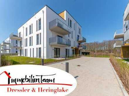 3 Zi.-Terrassen-Whg. mit Garten & Tiefgarage | Parkstadt Eggerstedt in Pinneberg
