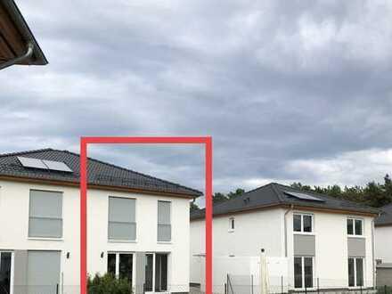 Doppelhaushälfte (110 qm) mit Terrasse und Garten