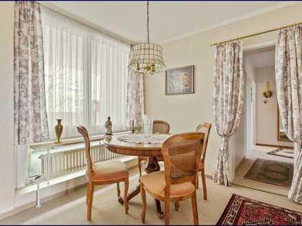 Geräumige 5-Zi-Wohnung mit Sonnenterrasse Nähe OEZ - ideal für Familien oder Home-Office-Tätige -