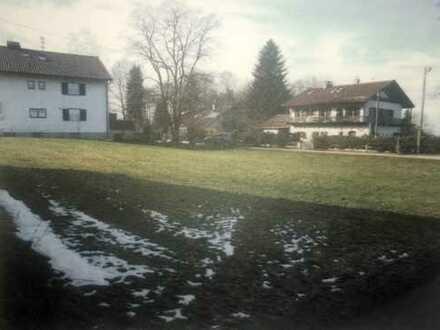 Baugrundstück in Bad Heilbrunn