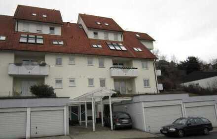 Barrierefrei - großzügige, helle 2-Zimmer-Wohnung mit Fernblick