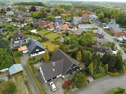 Gepflegtes Mehrfamilienhaus in Ascheffel in ruhiger Wohnlage.