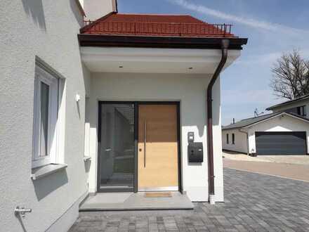 Erstbezug: ansprechende 4-Zimmer-Wohnung mit gehobener Innenausstattung in Sielenbach
