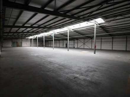 Lager-/Produktionshalle mit LKW-Zufahrt, 1230qm