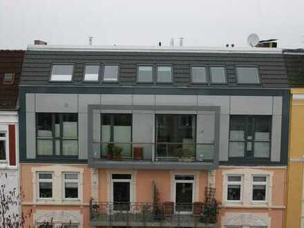 Über den Dächern von Winterhude - Außergewöhnliche Penthouse-Maisonette-Wohnung am Mühlenkamp!