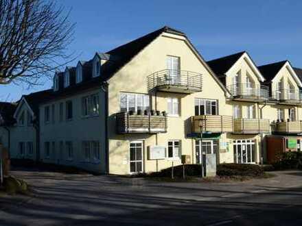 Großzügige 3-Zimmer-DG-Wohnung in Strandnähe im Ostseebad Ahrenshoop