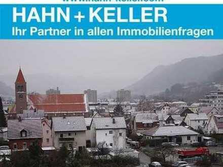 Interessante 2 Zimmer-Wohnung mit Balkon in zentraler Lage von Geislingen an der Steige!