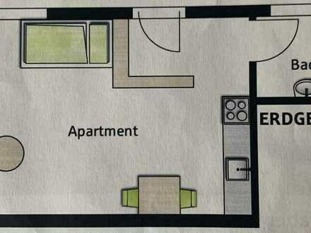 Stilvolle, neuwertige 1-Zimmer-Wohnung in Markt Indersdorf