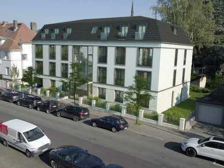 Familien & Sonnengenießer! Neubau 4 Zi-Wohnung mit großem Balkon und Aufzug