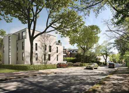 Lichtdurchflutetes Neubau - Penthouse im Projekt FLURTERRASSEN!