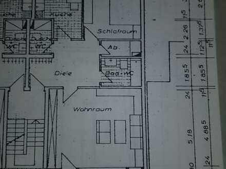 ruhige 2,5-Zimmer-DG-Wohnung mit Dachterasse in Bochum Wattenscheid