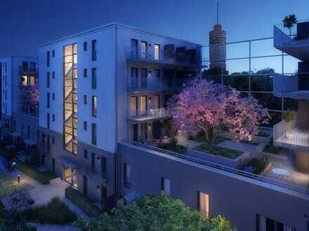 Ideale Kapitalanlage! Modernes Apartment mit Süd-West-Balkon in unmittelbarer Nähe zur Innenstadt
