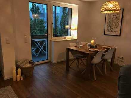 Einmalige Gelegenheit: Zwischenmiete in hochwertig ausgestattetem Apartment in Top-Lage