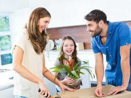 Ihr Platz zum Wohlfühlen! Coole 3-Zi-Wohnung, große Wohnküche, Erstbezug