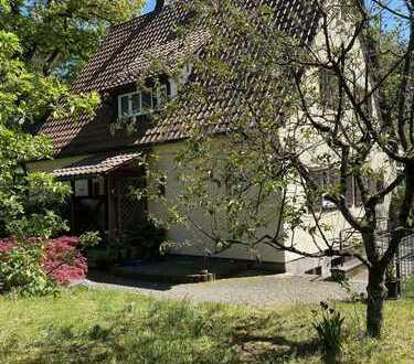 TRAUMGRUNDSTÜCK mit gemütlichem Haus in Nürnberg Buchenbühl