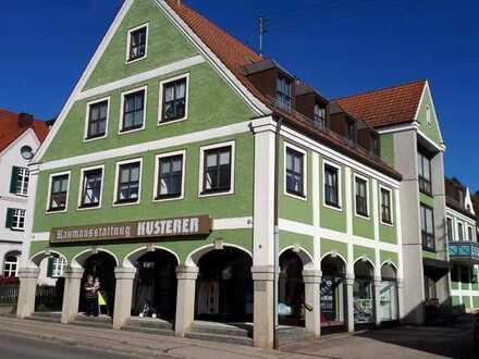 Freundliche 6-Zimmer-Wohnung zur Miete in Thannhausen