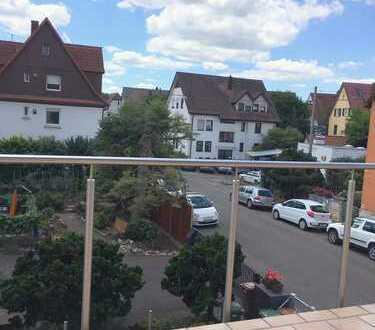 Sonnige 2 Zi. Wohnung in S-Vaihingen, großer Südbalkon