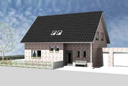 !! NEUBAU !! Schlüsselfertiges Einfamilienhaus mit Garage