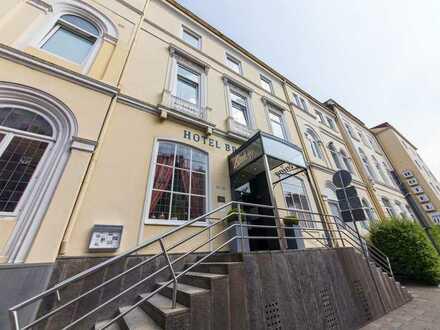 3* Hotel in Bremen mit 71 Zimmern und Tiefgarage zu verkaufen