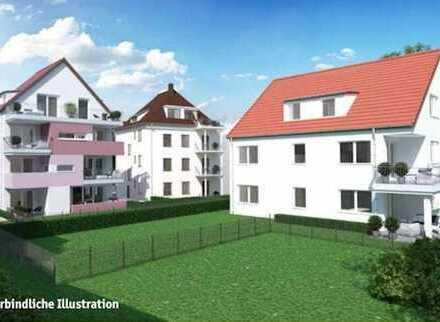 Dachgeschosswohnung mit Balkon (WE05)