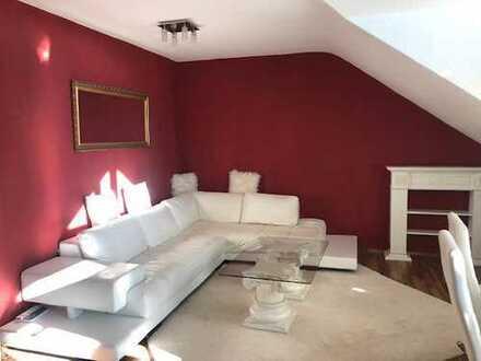 Einziehen & Wohlfühlen! Schicke 3 ZKB Maisonette - Wohnung mit Balkon in Reilingen!