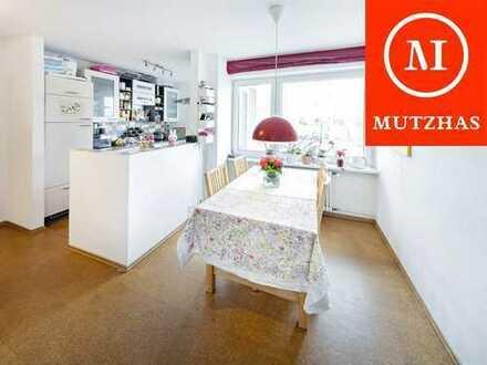 MUTZHAS - 3,5 Zimmer in zentraler Lage! Perfekt für die kleine Familie!
