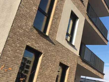 Stilvolle 3-Zimmer-Wohnung mit Einbauküche und Balkon in Heidelberg, neuwertig
