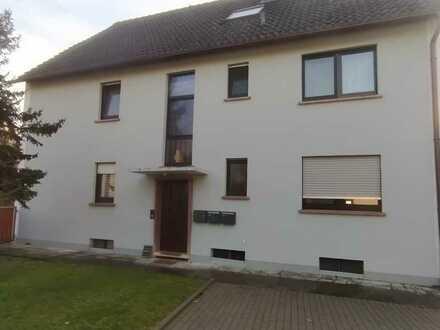 Sanierte 3-Raum-Hochparterre-Wohnung in Alzenau OT Michelbach