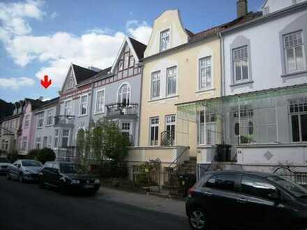 * historisches Bremer Häuser-Ensemble *