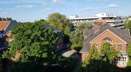 Neu - Erstmieter im Dachgeschoss mit Terrasse!